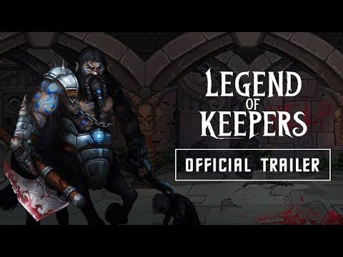 legend of keepers explores the c