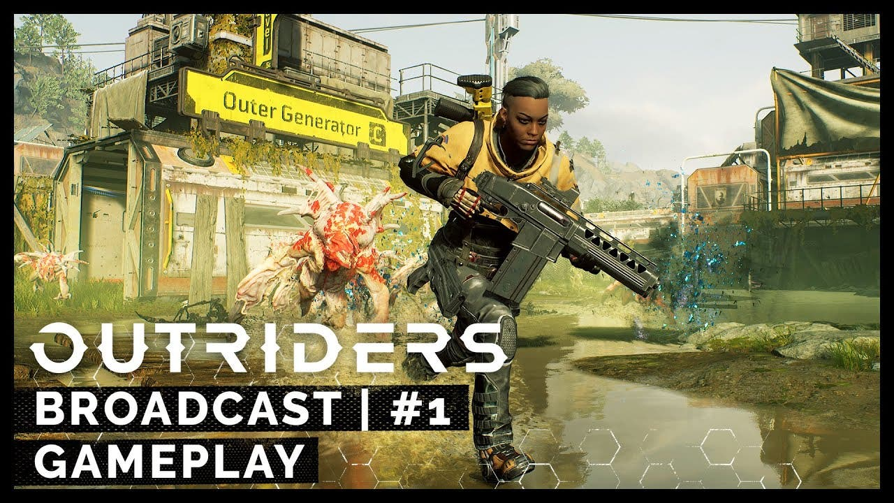 outriders gameplay demo highligh