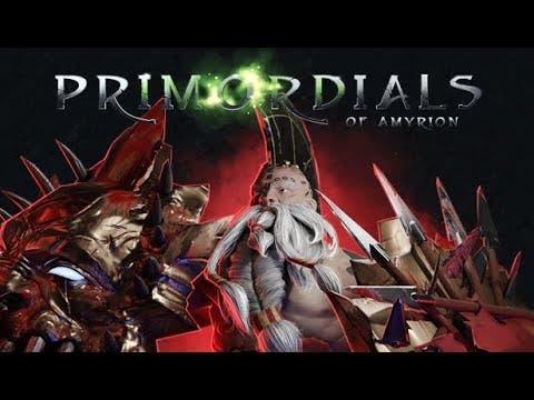 primordials of amyrion alpha sig