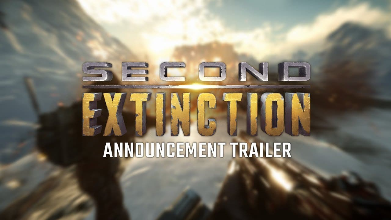 second extinction announced a th
