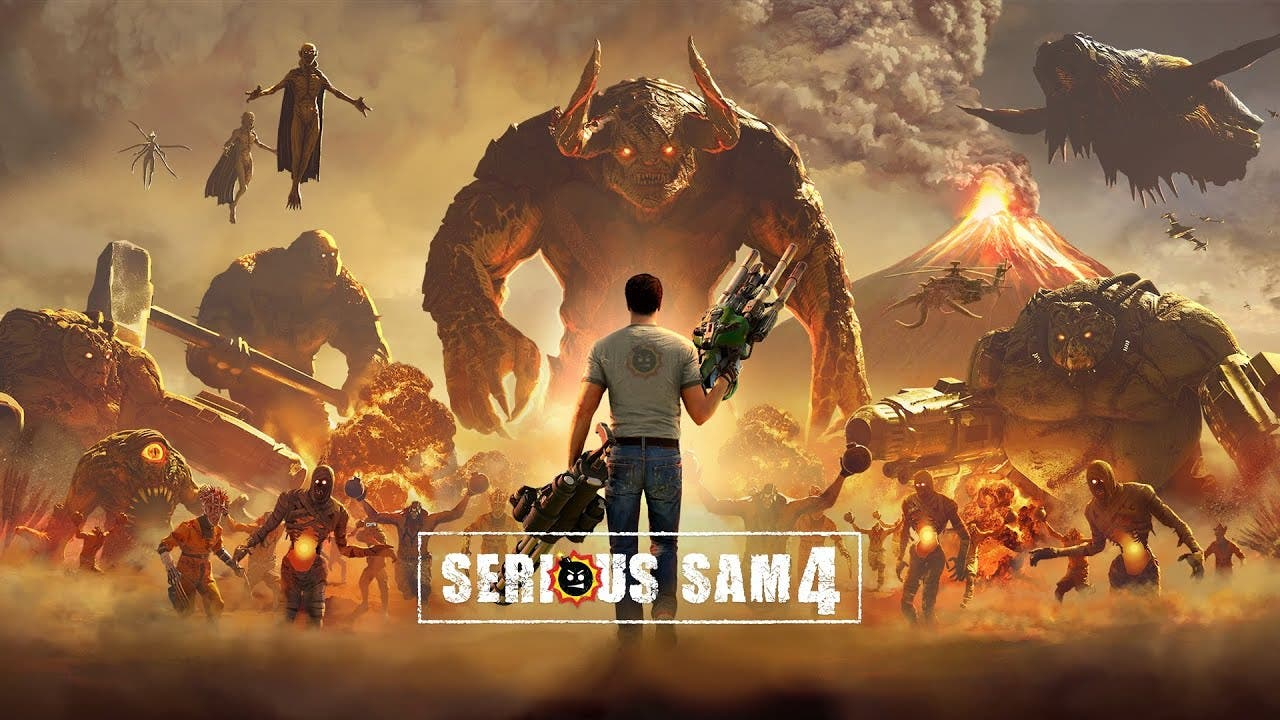 serious sam 4 comes screaming to