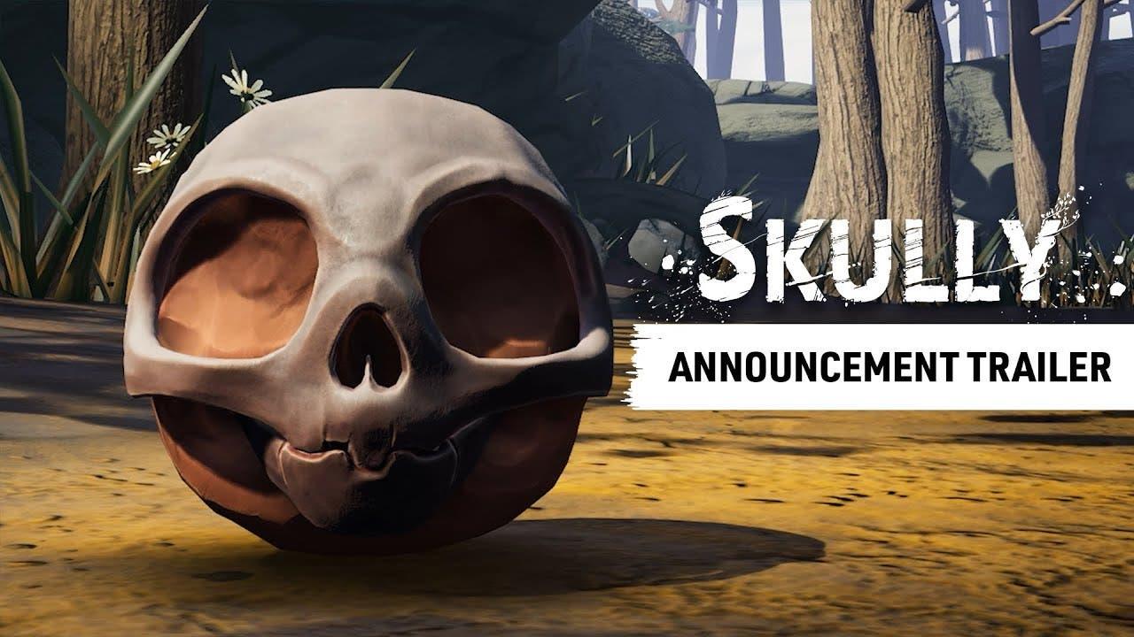 skully announced a lighthearted