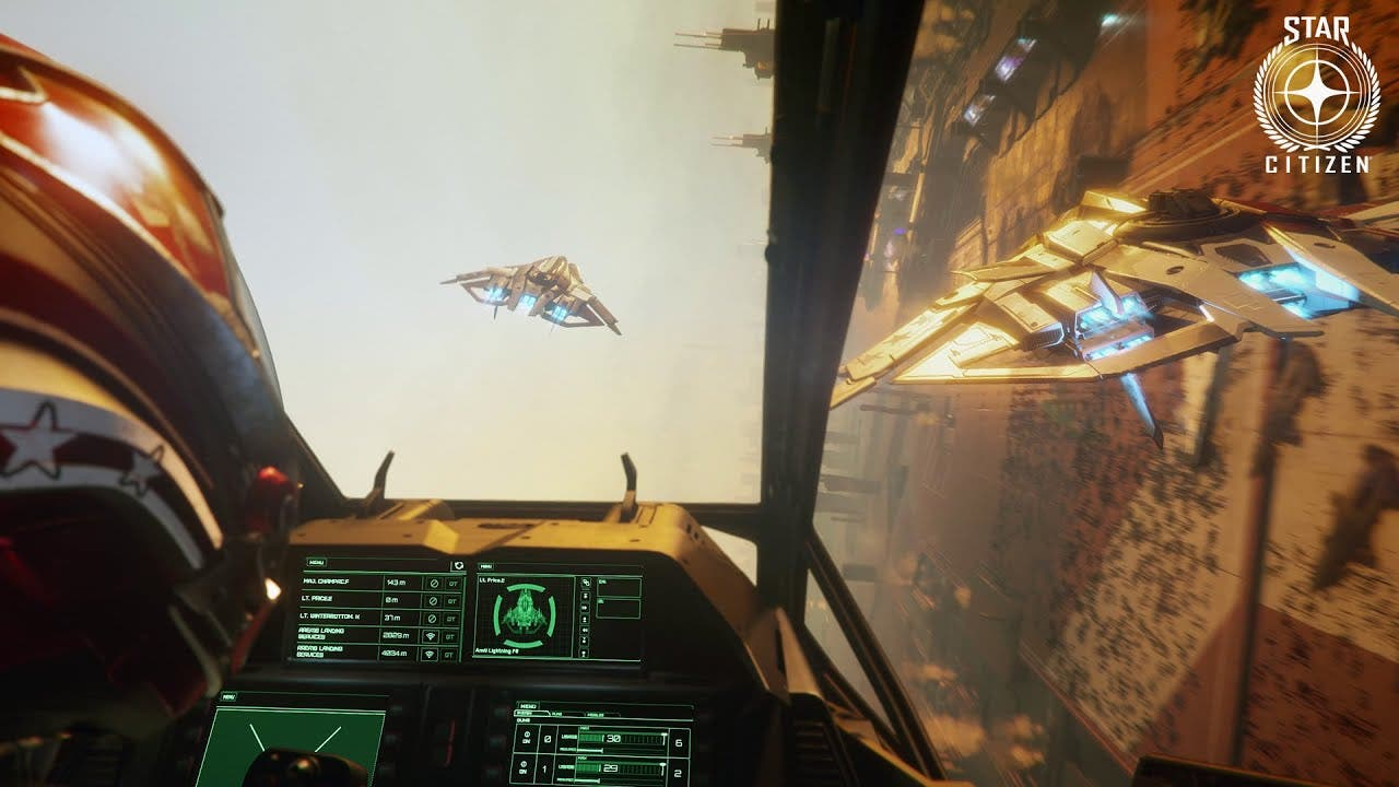 star citizen goes free for a wee