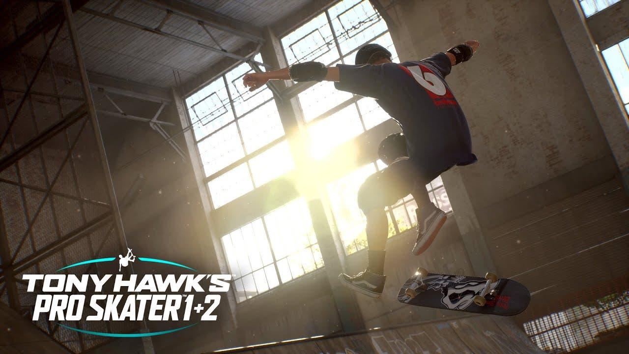 tony hawks pro skater 1 and 2 an