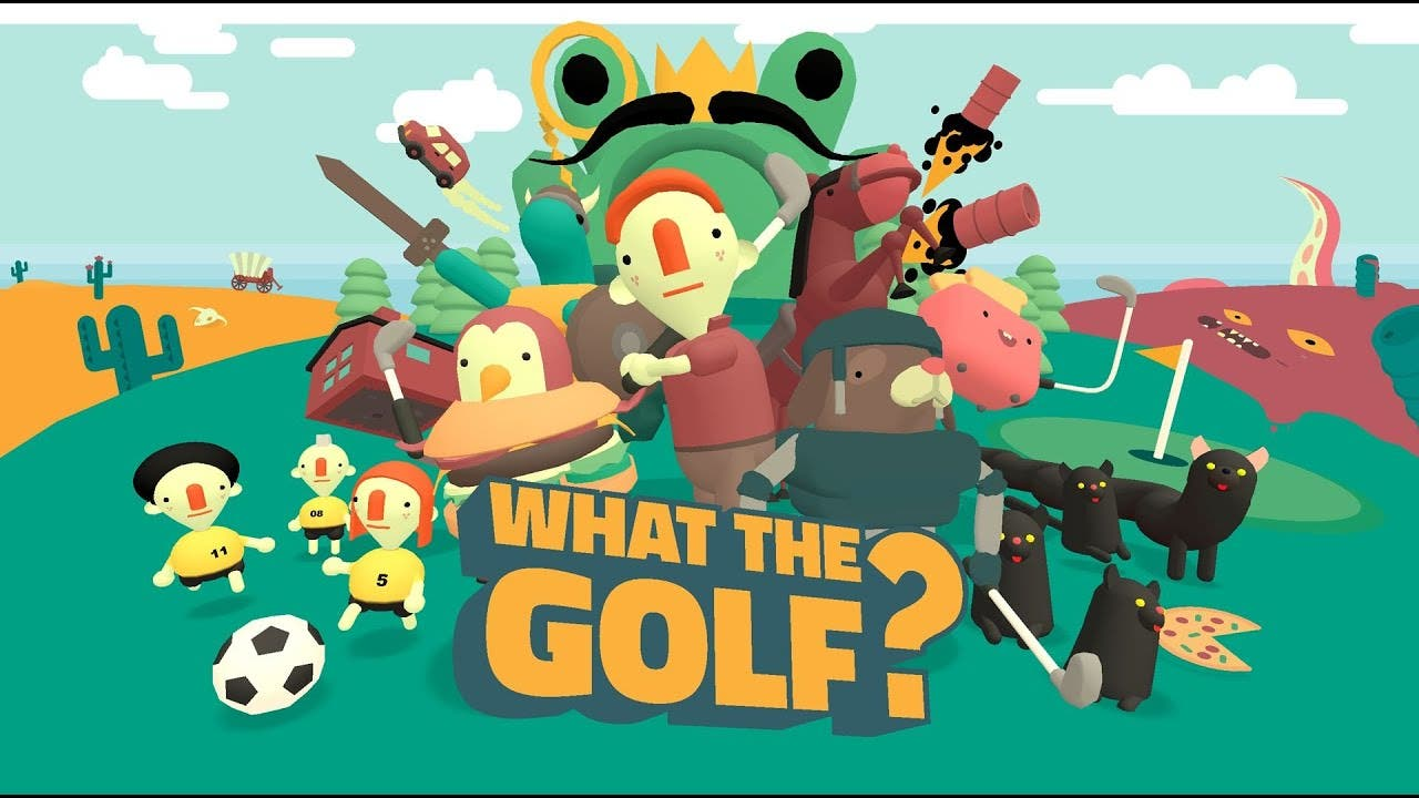 what the golf now available with