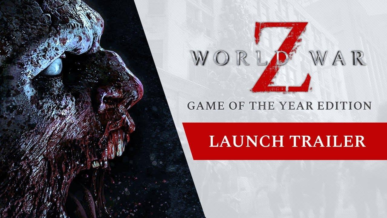 world war z game of the year edi