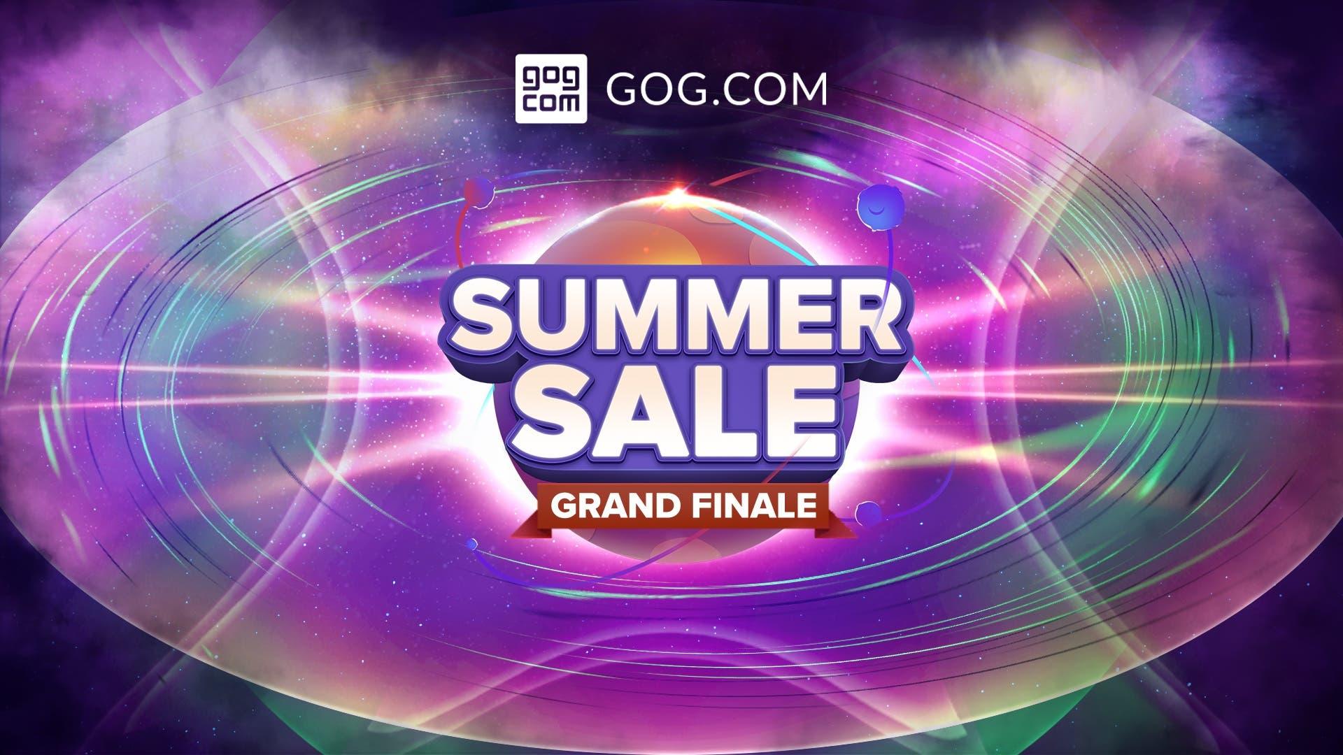 GOG Summer Sale Finale