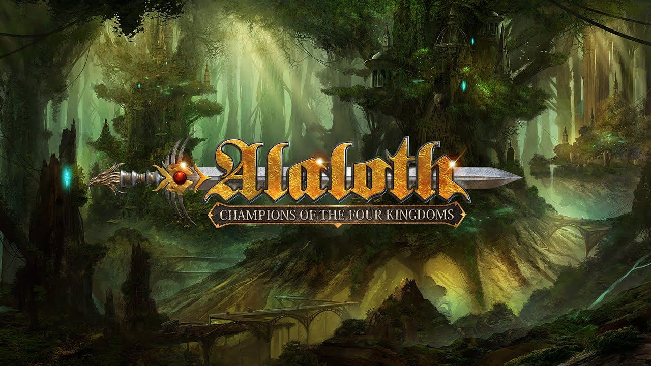 alaloth champions of the four ki