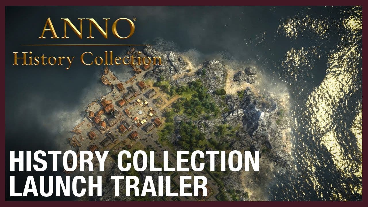 anno history collection updates
