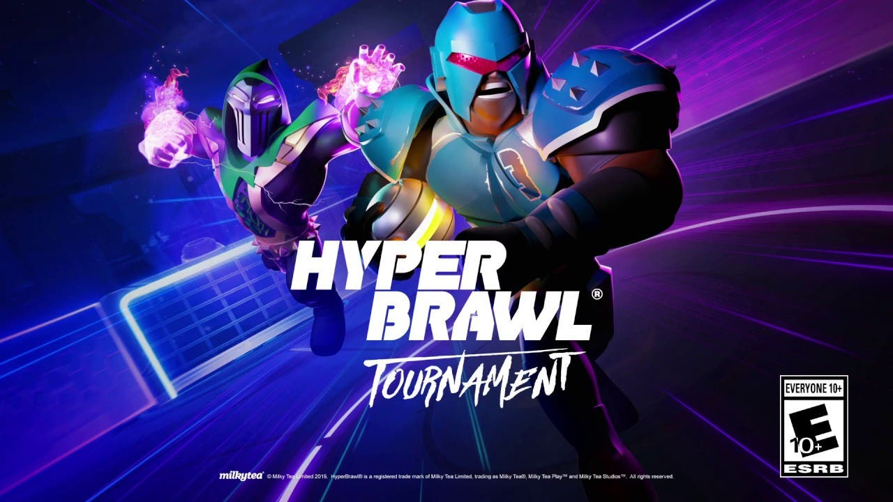 arcade sports brawler hyperbrawl