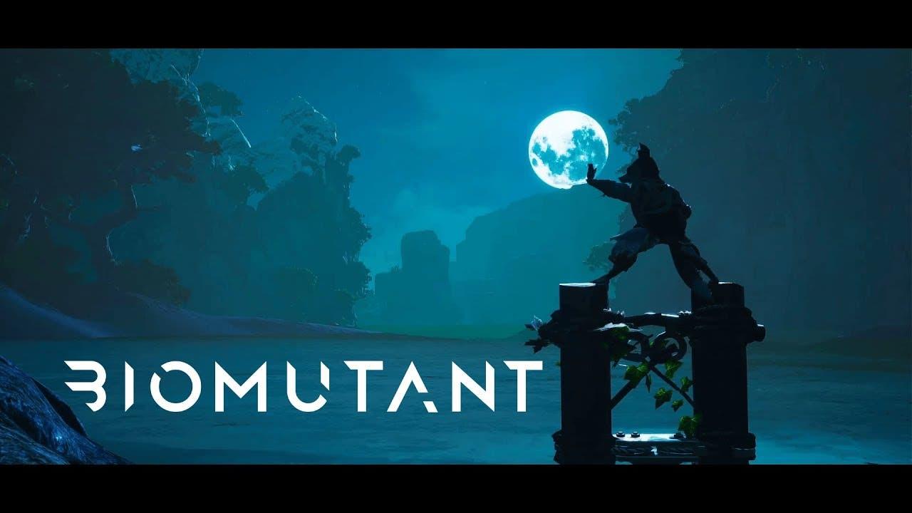 biomutants gameplay trailer is 9