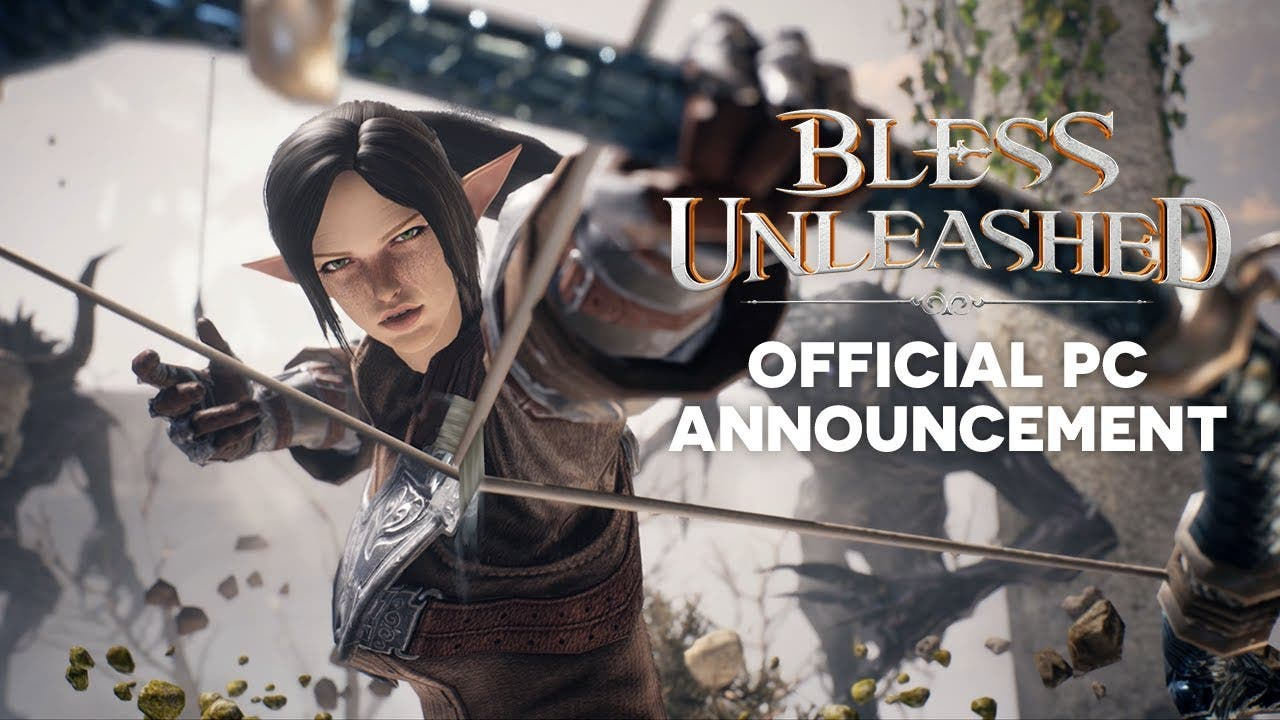 bless unleashed is coming to pc