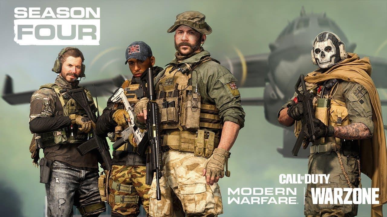 call of duty modern warfare and