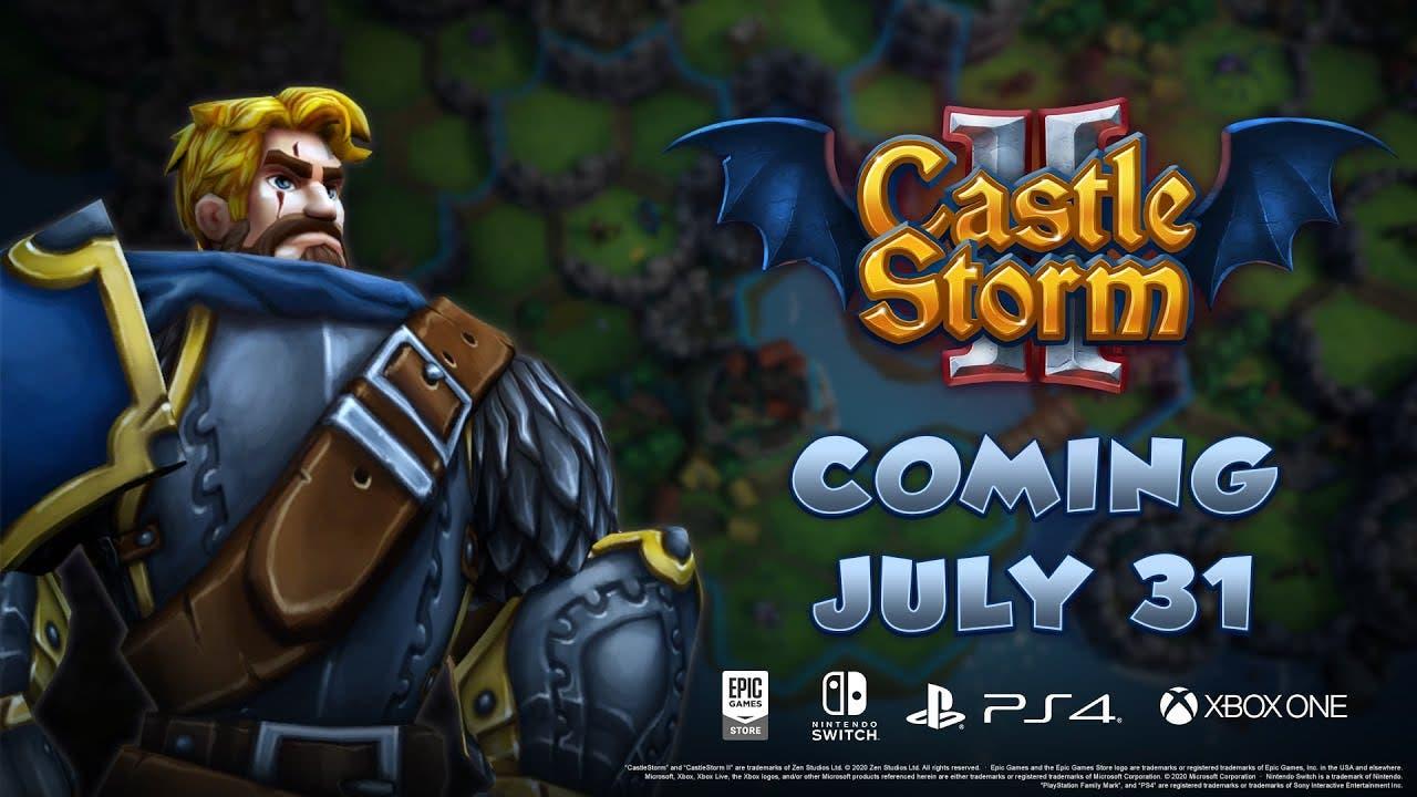 castlestorm ii releases july 31s