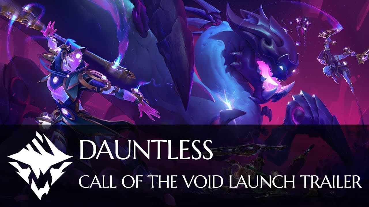 dauntless call of the void trail