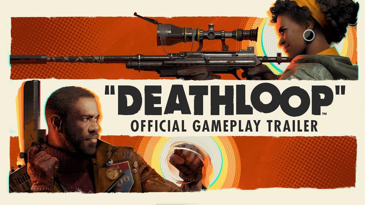 deathloop gameplay shown in new