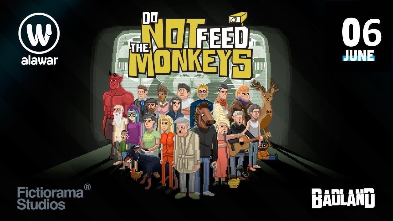 do not feed the monkeys the sati