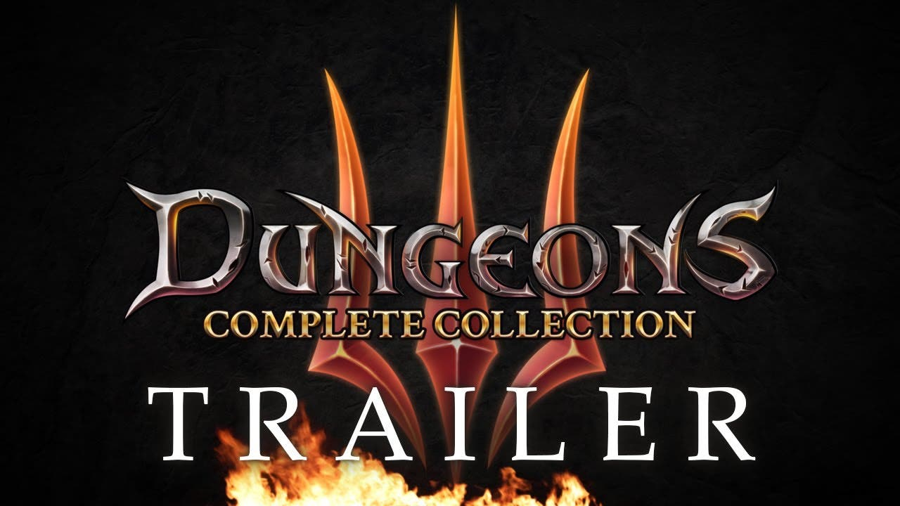 dungeons 3 complete collection g