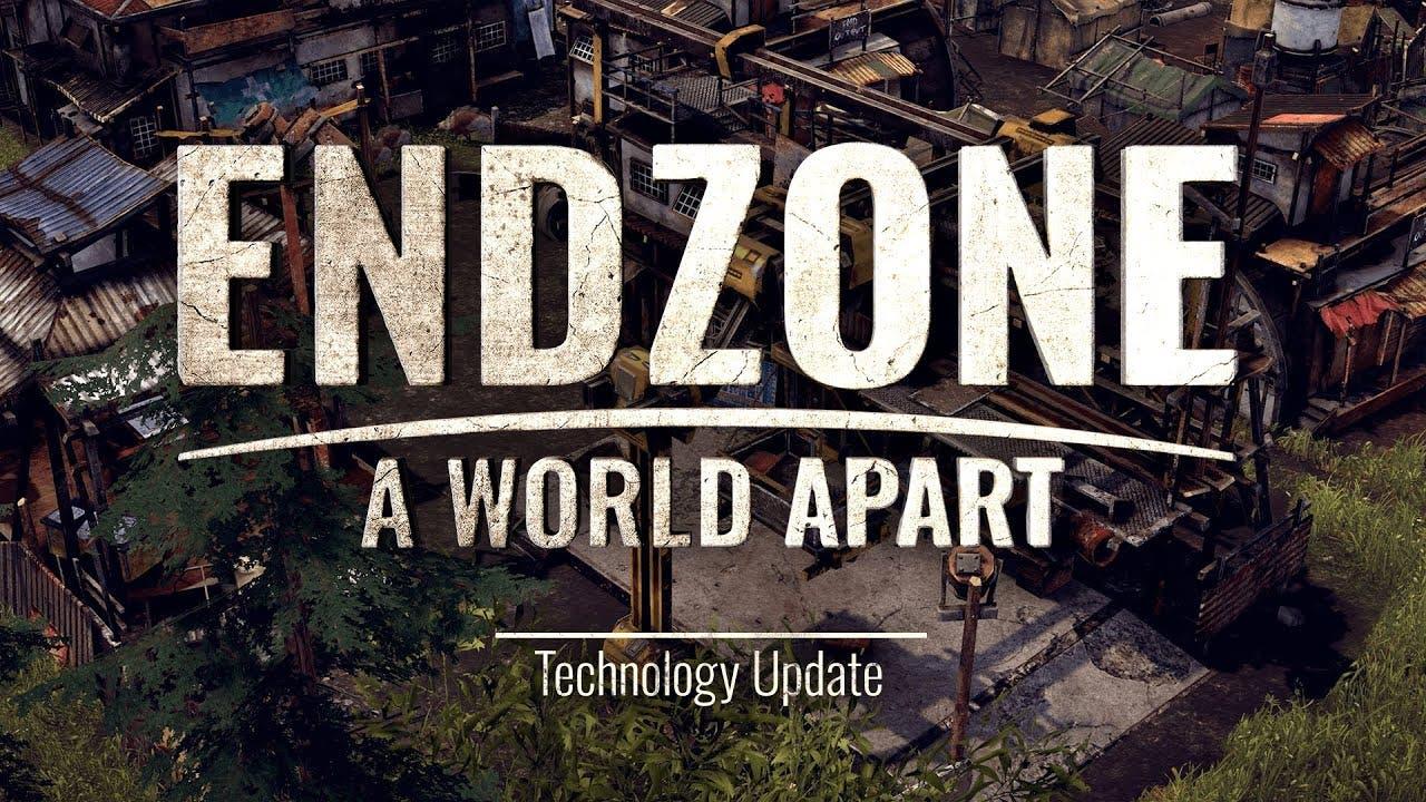 endzone a world apart technology