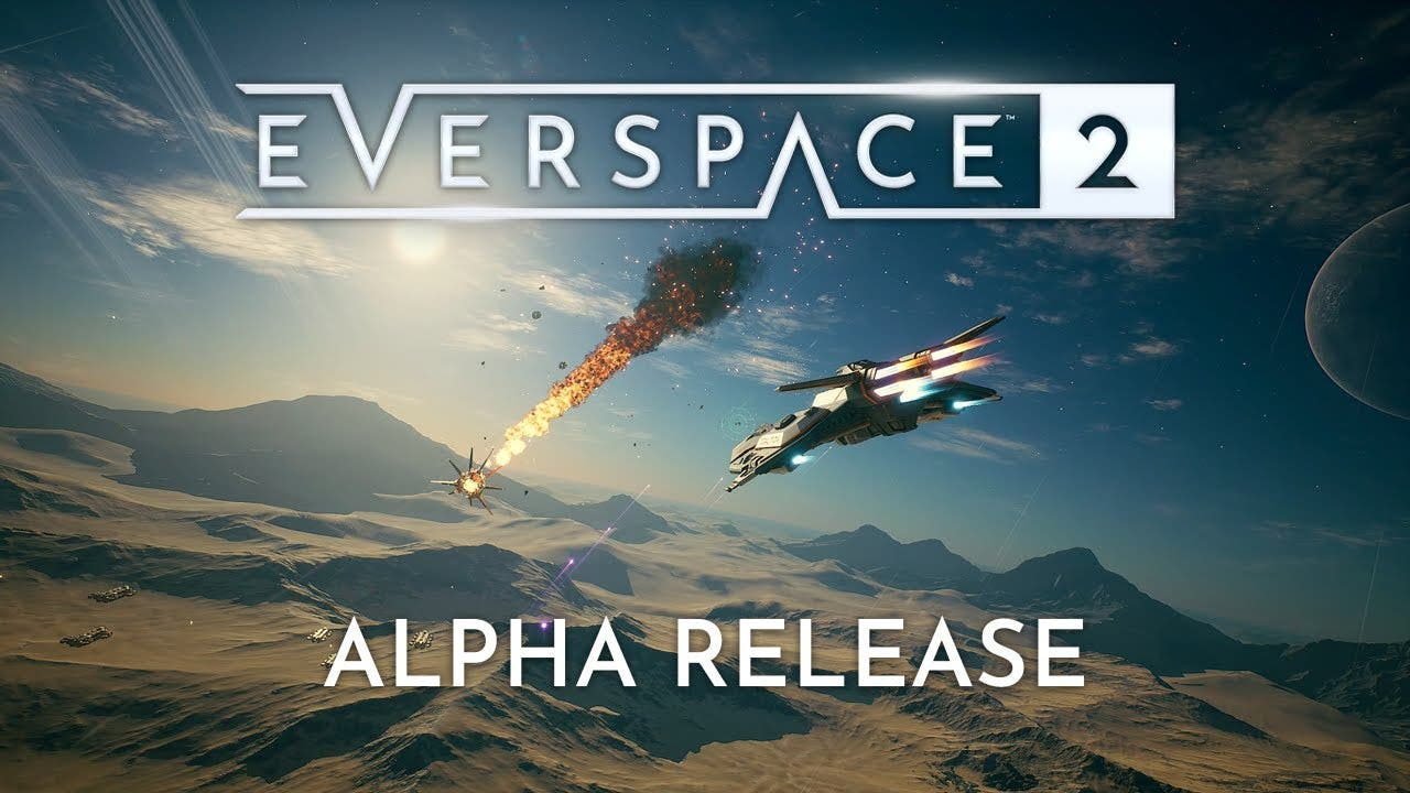 everspace 2 begins closed alpha