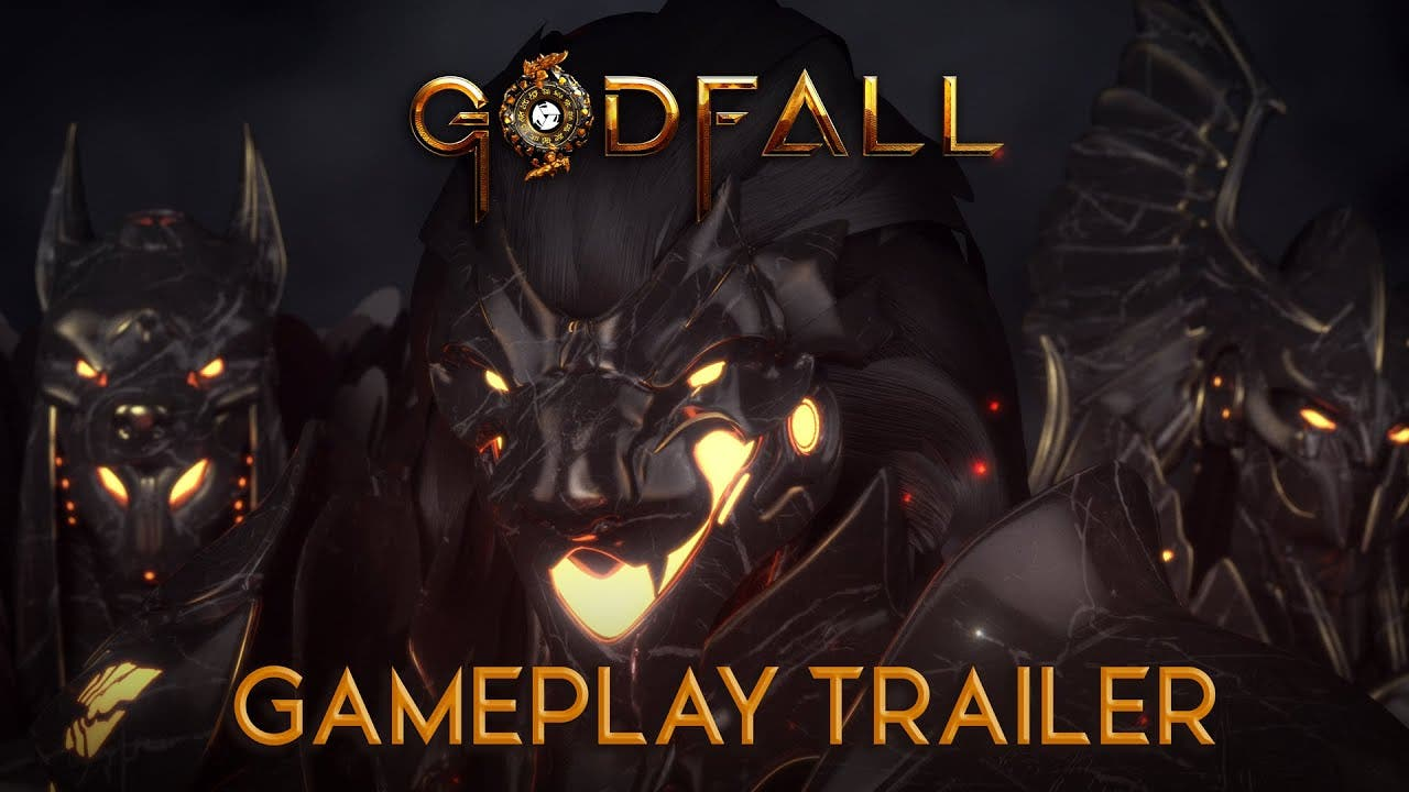 first gameplay of godfall shown
