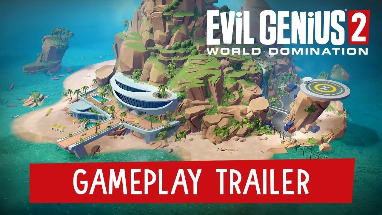 first gameplay trailer of evil g