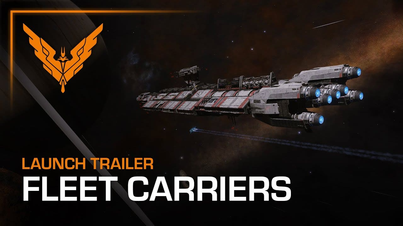 fleet carriers have arrived in f