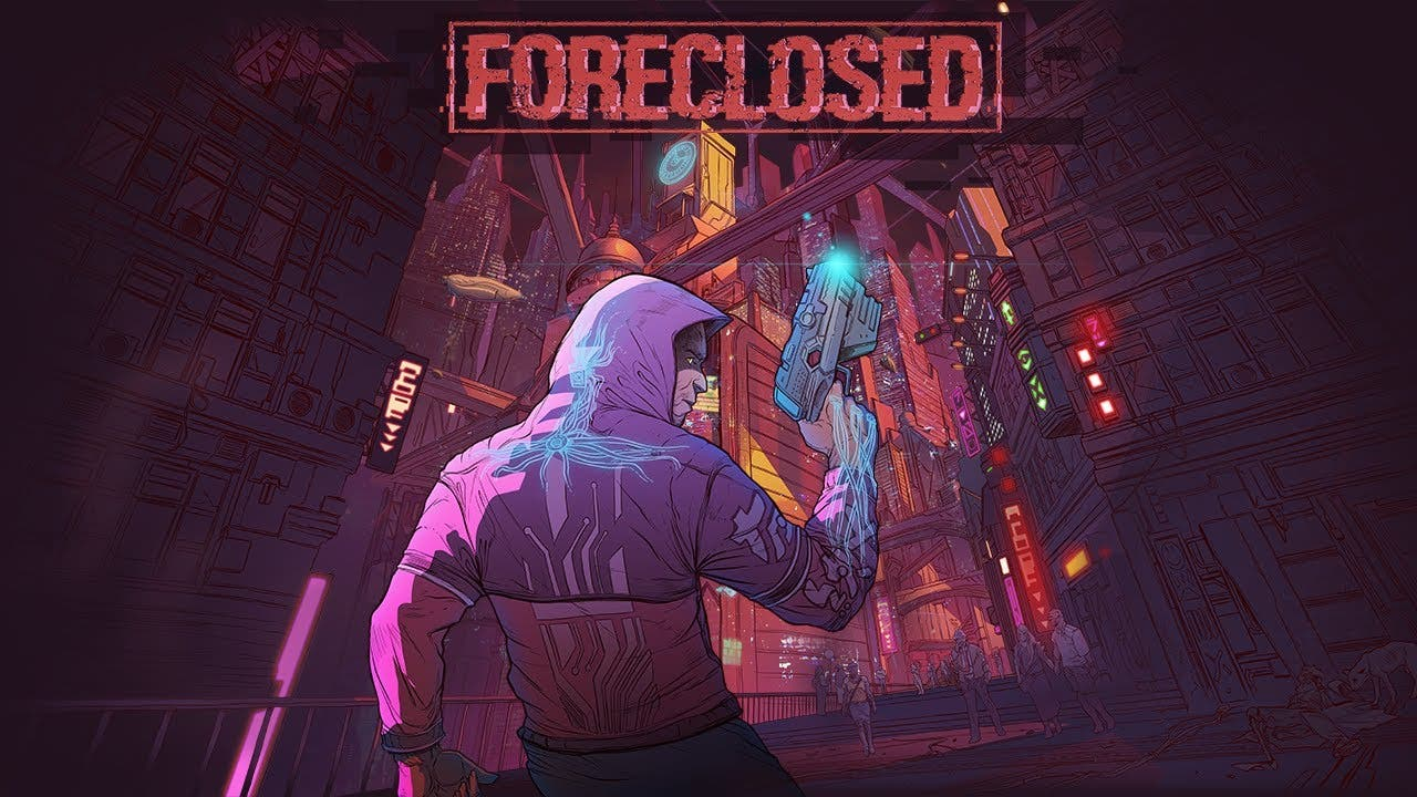 foreclosed announced a third per