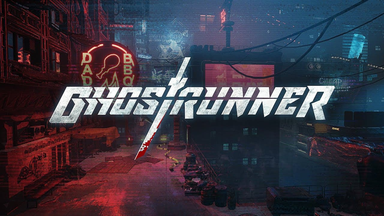 ghostrunner gameplay trailer sho