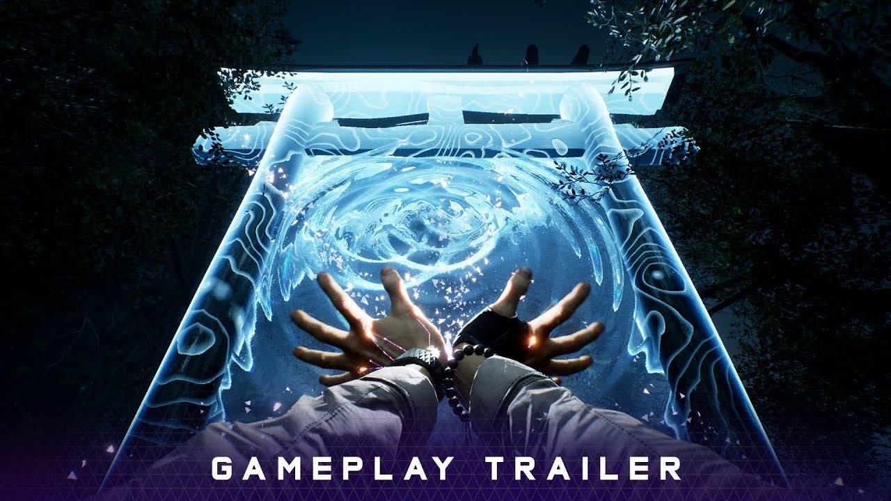 ghostwire tokyo gameplay reveale