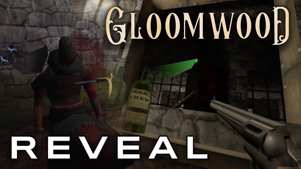 gloomwood revealed free steam de