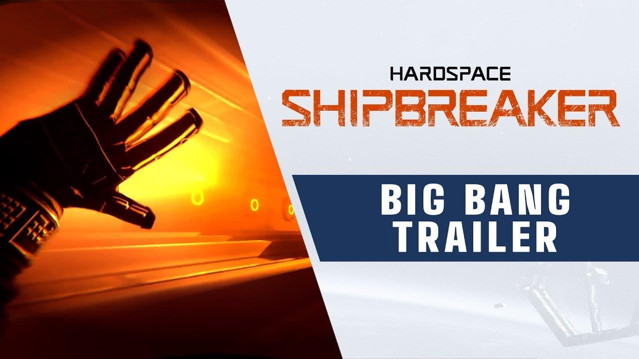 hardspace shipbreaker trailer is