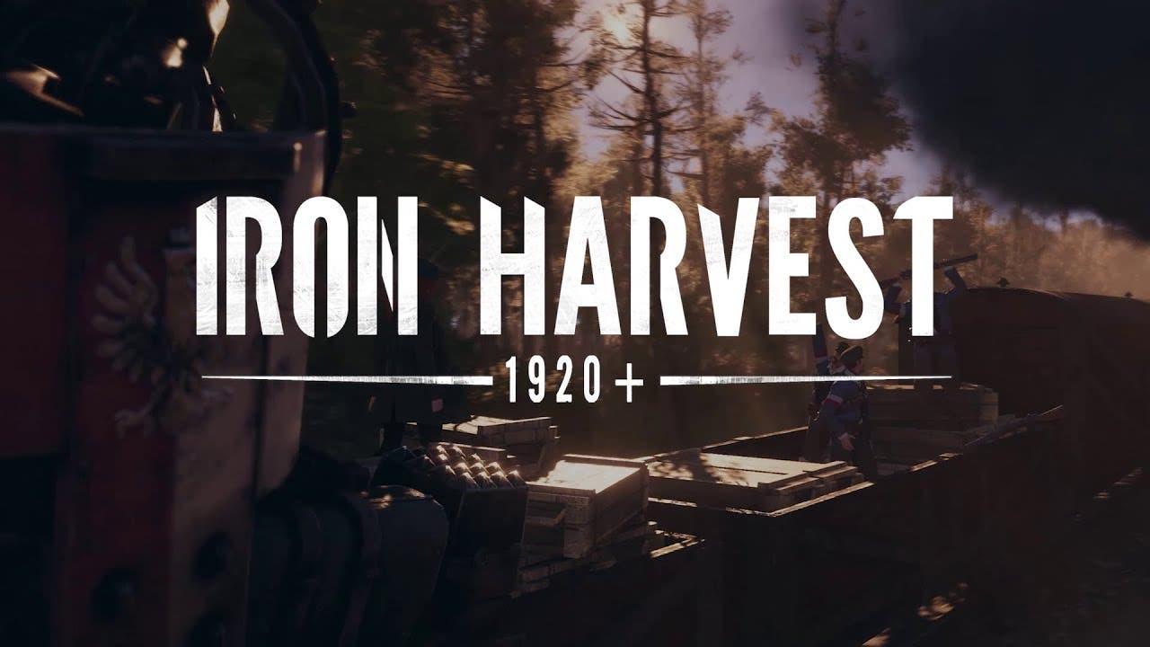 iron harvest the alternate histo