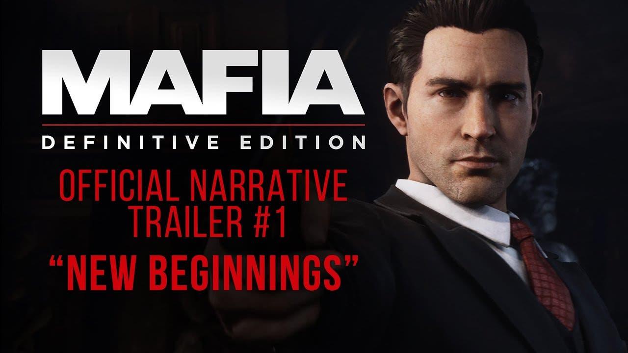 mafia definitive edition cinemat