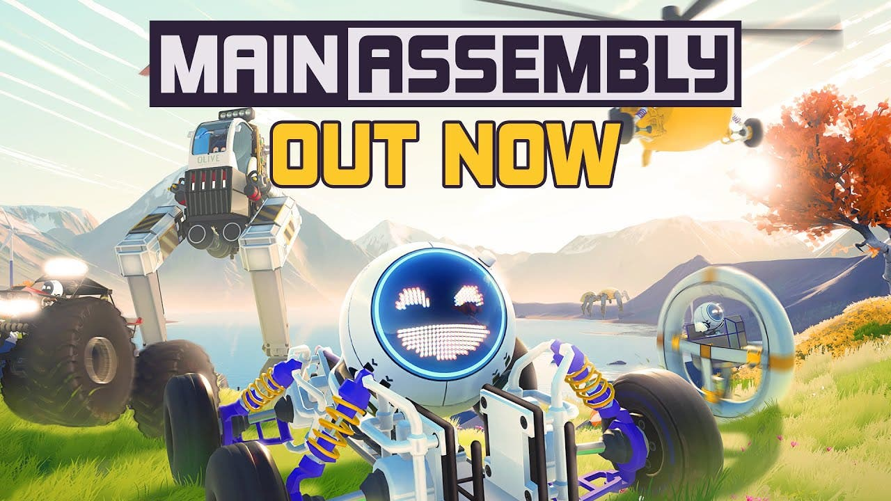 main assembly constructs possibi