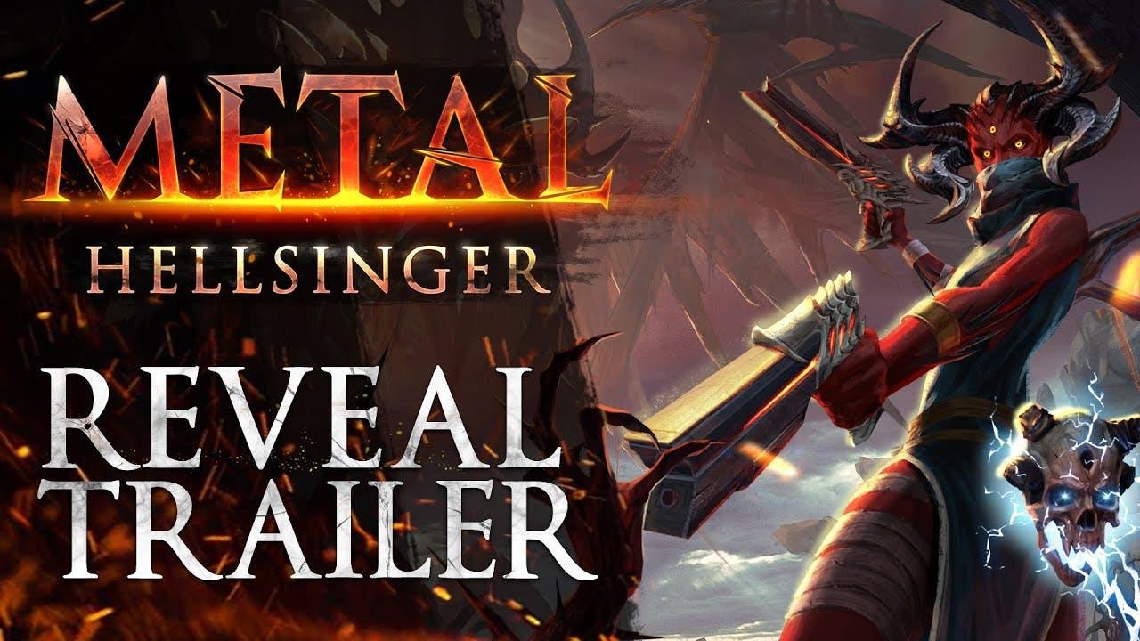 metal hellsinger announced is a