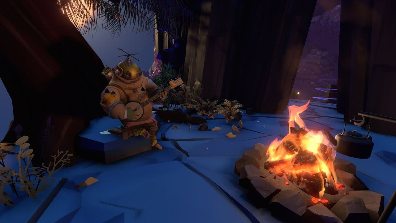 outer wilds arrives on steam tod