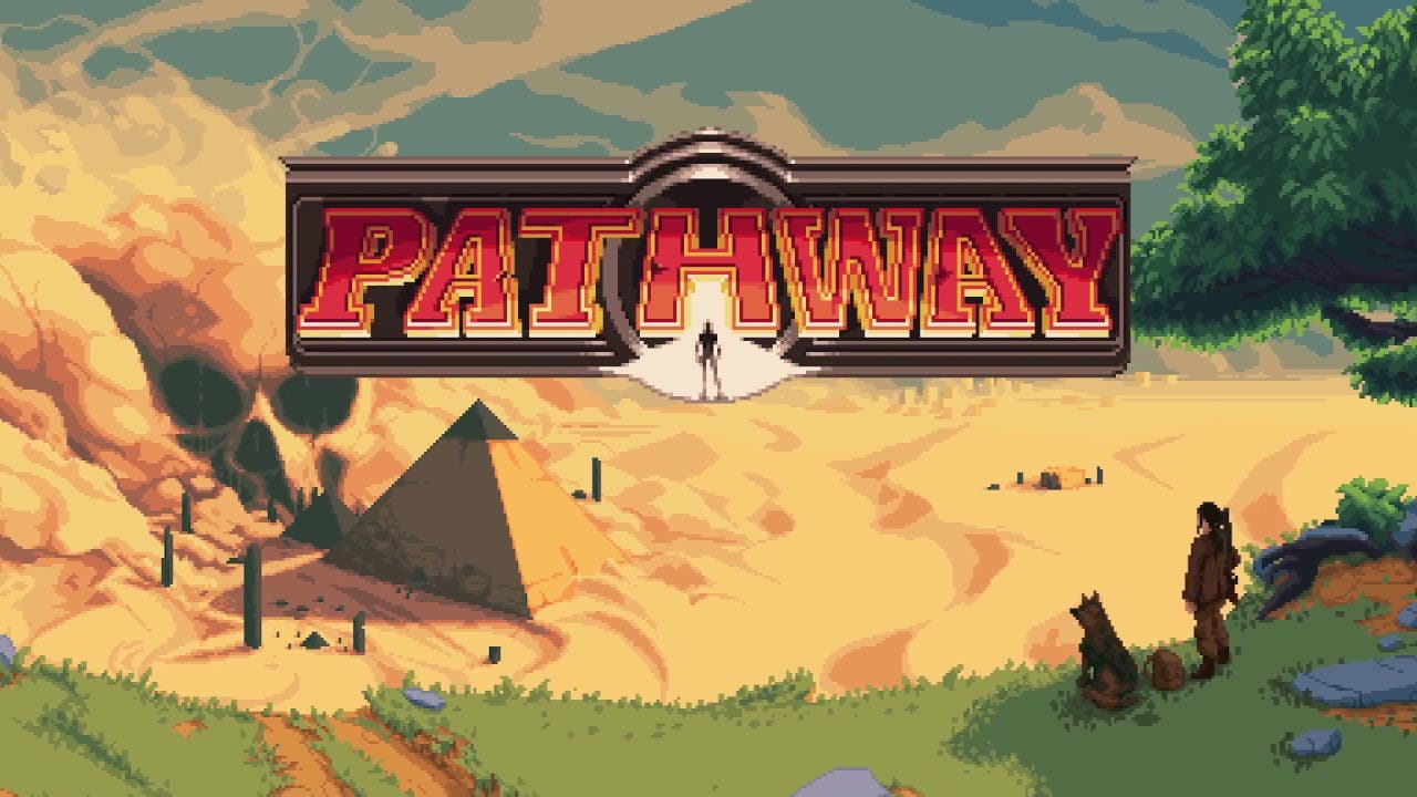 pathway is free to keep on the e