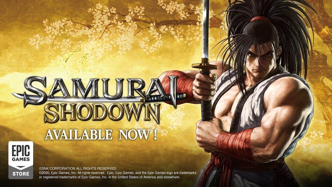 samurai shodown makes its way to
