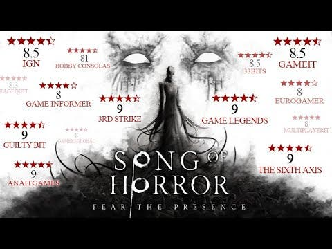 song of horror gets more paranor