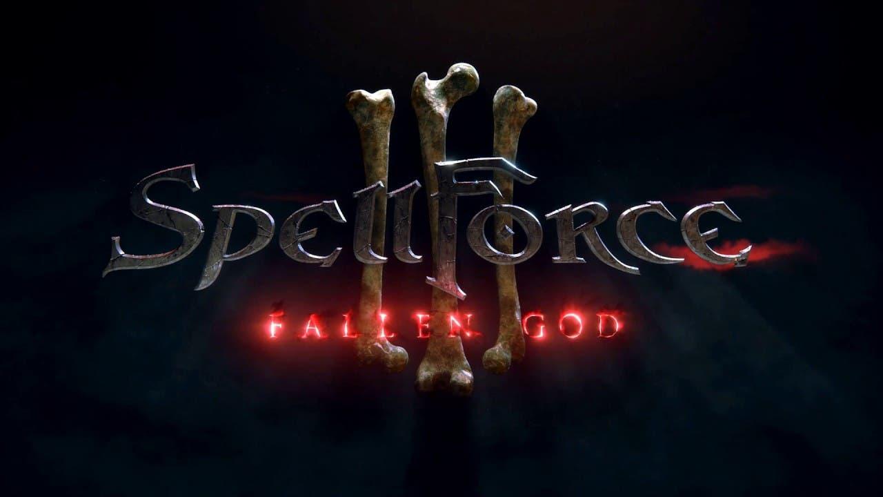 spellforce 3 fallen god announce