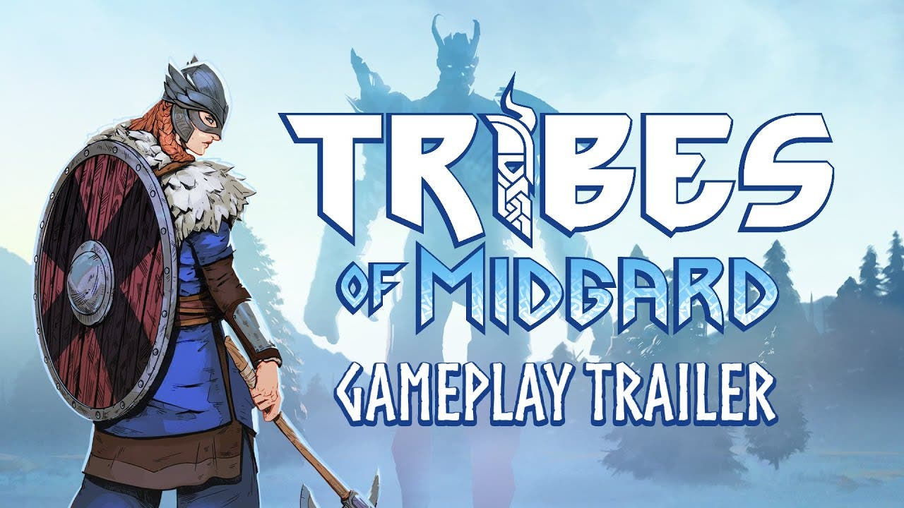 tribes of midgard announced for