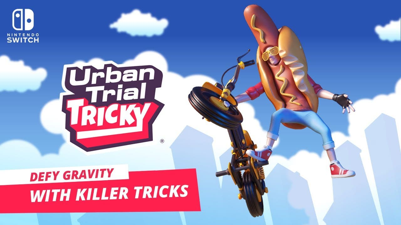 urban trial tricky is out now on