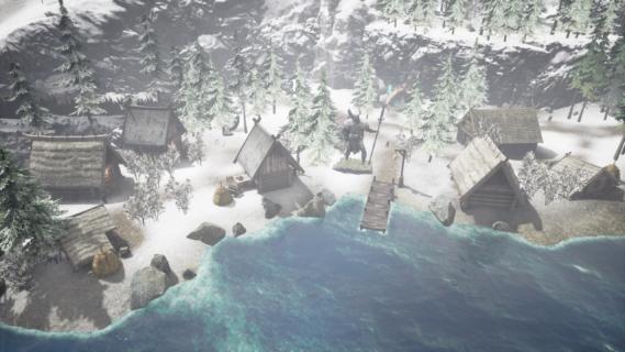 Built village wide 3