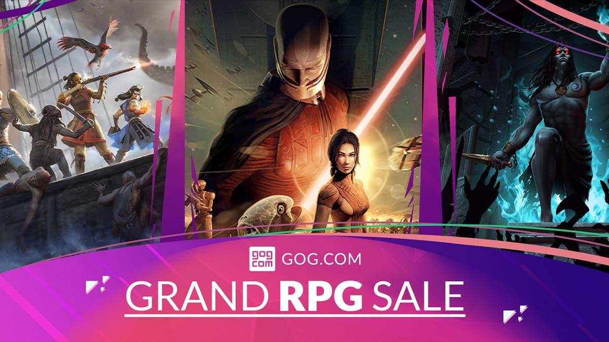 GOG Grand RPG Sale