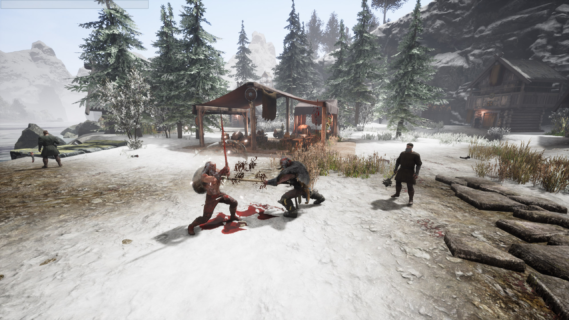 Horde mode villagers 2