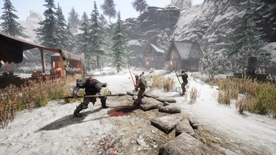 Horde mode villagers 3