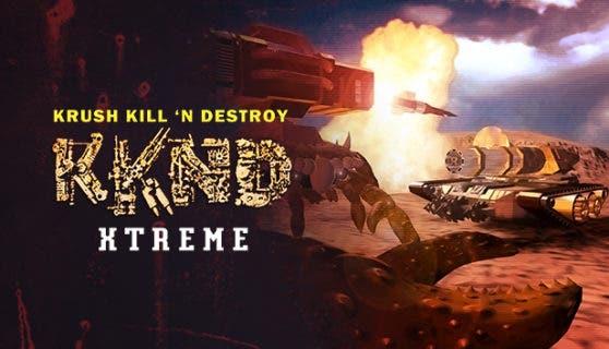KKND Xtreme Main Capsule image