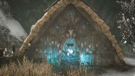 Seer hut 1