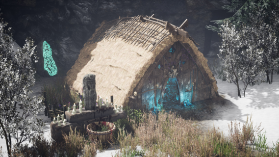 Seer hut 2